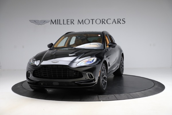 New 2021 Aston Martin DBX for sale Sold at Alfa Romeo of Greenwich in Greenwich CT 06830 12