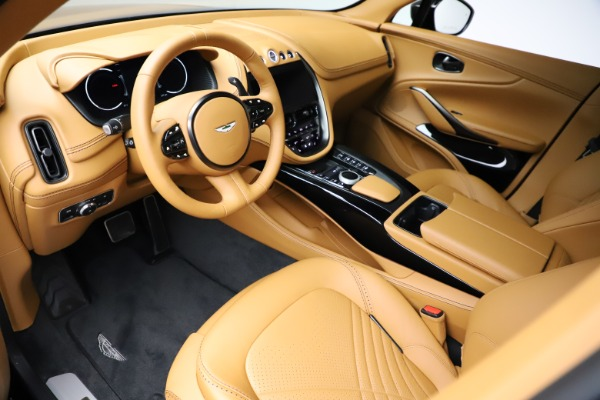 New 2021 Aston Martin DBX for sale Sold at Alfa Romeo of Greenwich in Greenwich CT 06830 13