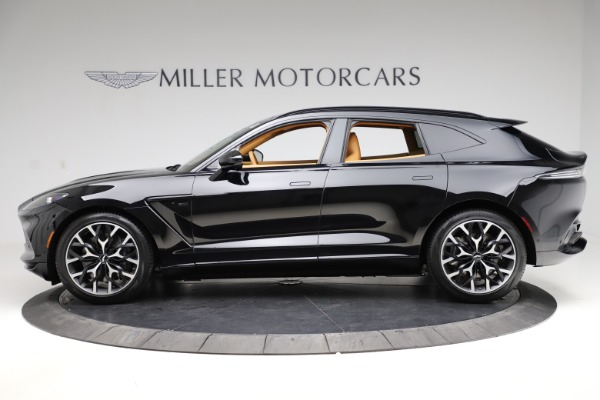 New 2020 Aston Martin DBX SUV for sale Call for price at Alfa Romeo of Greenwich in Greenwich CT 06830 2