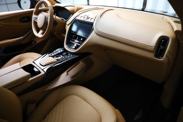 New 2021 Aston Martin DBX for sale Sold at Alfa Romeo of Greenwich in Greenwich CT 06830 20