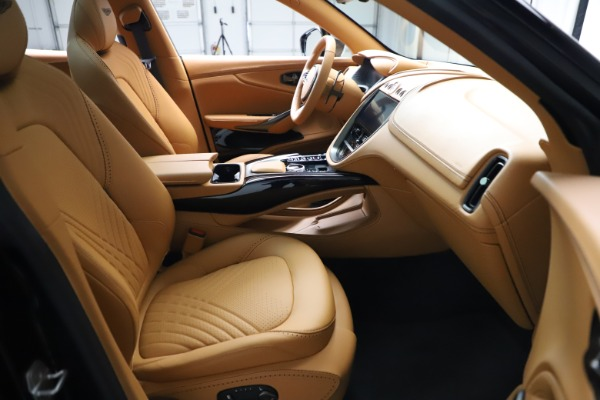 New 2021 Aston Martin DBX for sale Sold at Alfa Romeo of Greenwich in Greenwich CT 06830 21