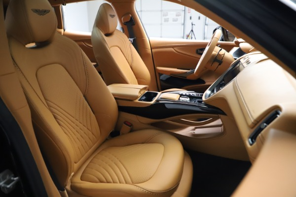 New 2021 Aston Martin DBX for sale Sold at Alfa Romeo of Greenwich in Greenwich CT 06830 22