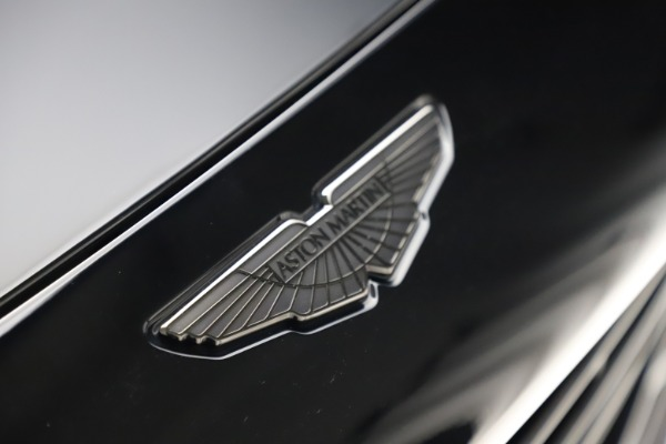 New 2021 Aston Martin DBX for sale Sold at Alfa Romeo of Greenwich in Greenwich CT 06830 26