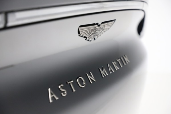 New 2020 Aston Martin DBX SUV for sale Call for price at Alfa Romeo of Greenwich in Greenwich CT 06830 27