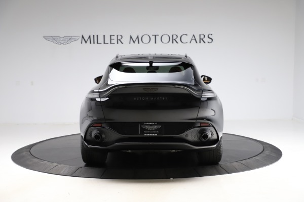 New 2020 Aston Martin DBX SUV for sale Call for price at Alfa Romeo of Greenwich in Greenwich CT 06830 5