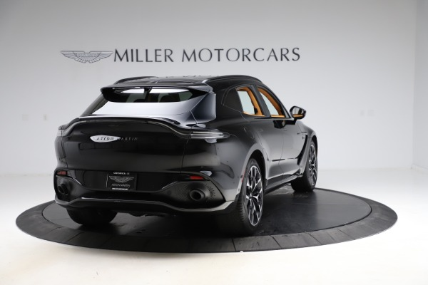 New 2020 Aston Martin DBX SUV for sale Call for price at Alfa Romeo of Greenwich in Greenwich CT 06830 6