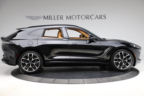New 2021 Aston Martin DBX for sale Sold at Alfa Romeo of Greenwich in Greenwich CT 06830 8