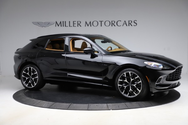 New 2020 Aston Martin DBX SUV for sale Call for price at Alfa Romeo of Greenwich in Greenwich CT 06830 9