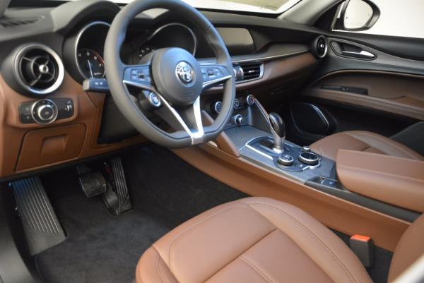 New 2018 Alfa Romeo Stelvio Ti Q4 for sale Sold at Alfa Romeo of Greenwich in Greenwich CT 06830 13