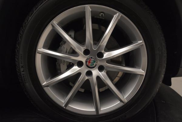 New 2018 Alfa Romeo Stelvio Ti Q4 for sale Sold at Alfa Romeo of Greenwich in Greenwich CT 06830 25
