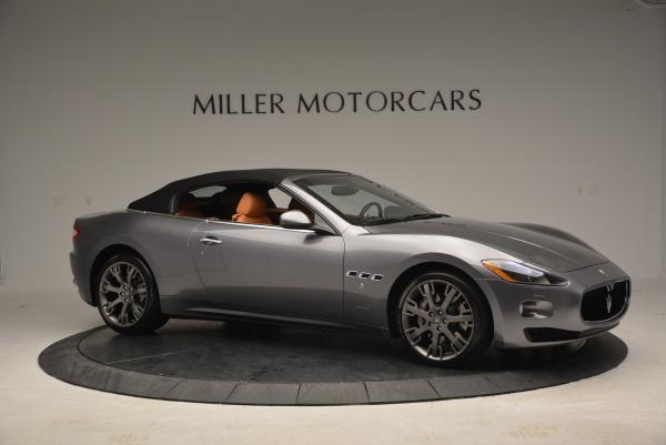 Used 2012 Maserati GranTurismo for sale Sold at Alfa Romeo of Greenwich in Greenwich CT 06830 17
