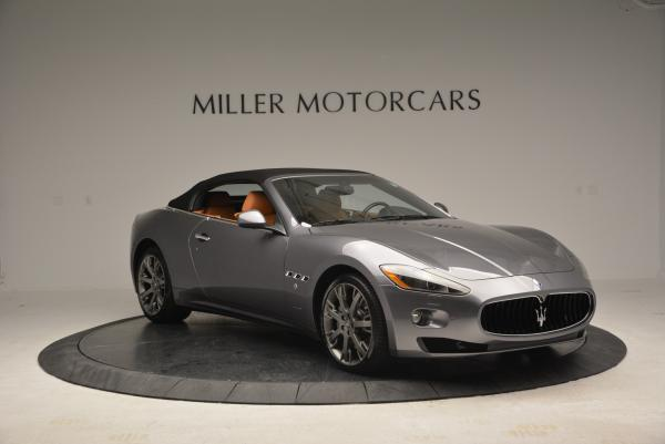 Used 2012 Maserati GranTurismo for sale Sold at Alfa Romeo of Greenwich in Greenwich CT 06830 18