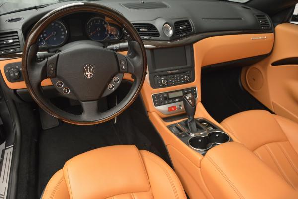Used 2012 Maserati GranTurismo for sale Sold at Alfa Romeo of Greenwich in Greenwich CT 06830 20
