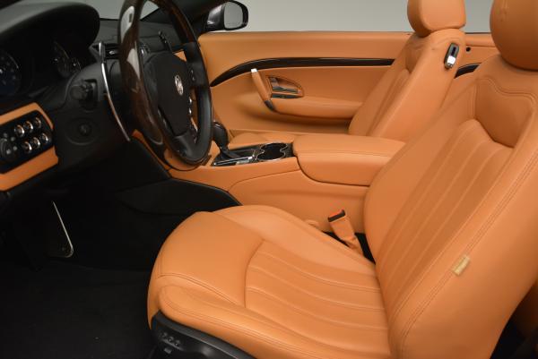 Used 2012 Maserati GranTurismo for sale Sold at Alfa Romeo of Greenwich in Greenwich CT 06830 21