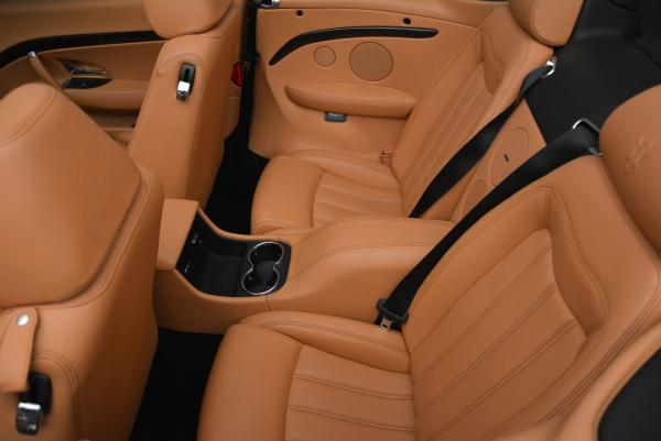 Used 2012 Maserati GranTurismo for sale Sold at Alfa Romeo of Greenwich in Greenwich CT 06830 23