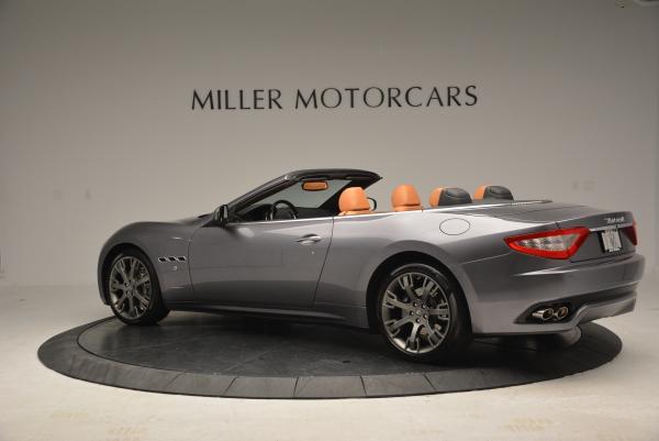 Used 2012 Maserati GranTurismo for sale Sold at Alfa Romeo of Greenwich in Greenwich CT 06830 4