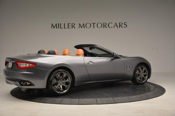 Used 2012 Maserati GranTurismo for sale Sold at Alfa Romeo of Greenwich in Greenwich CT 06830 8