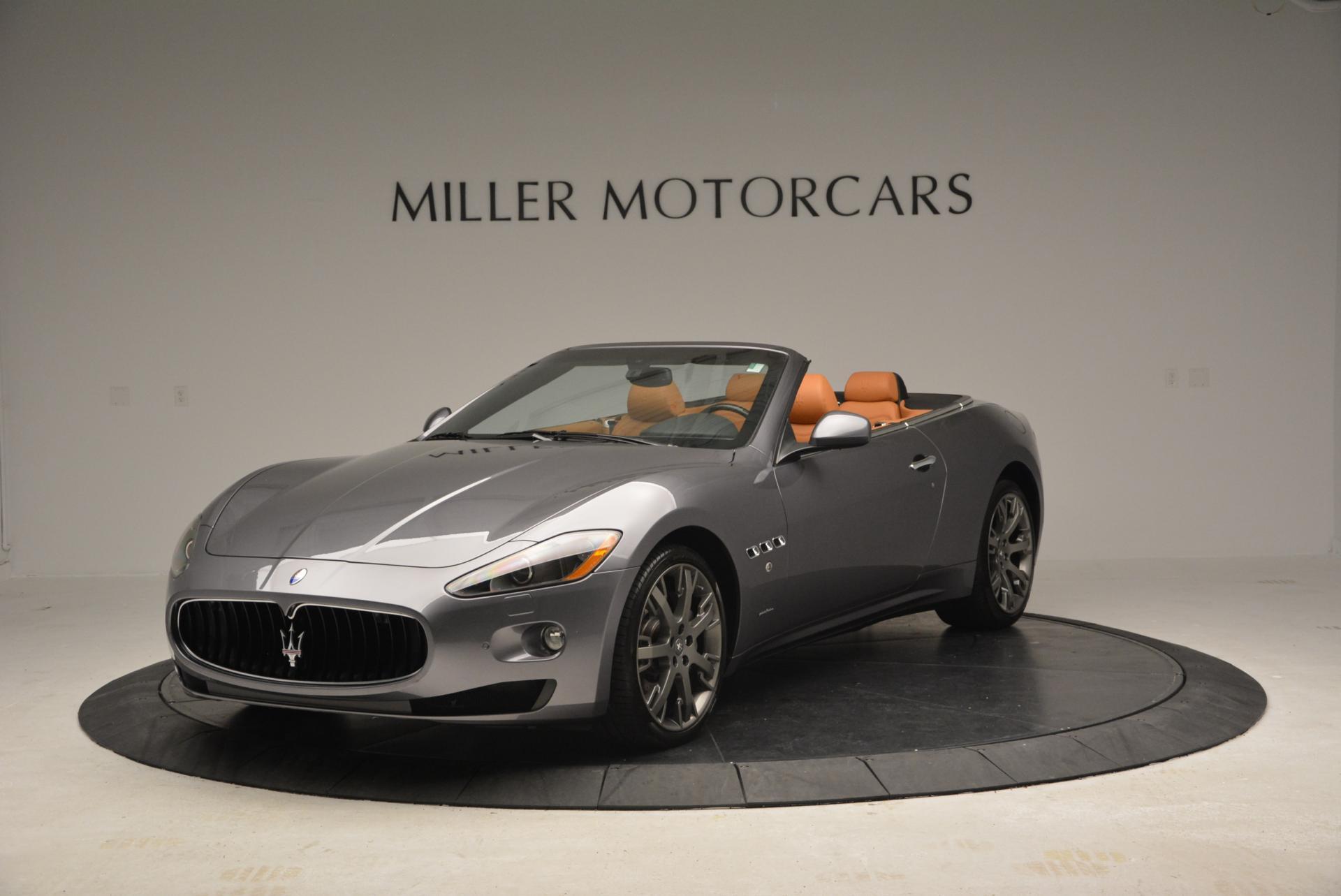 Used 2012 Maserati GranTurismo for sale Sold at Alfa Romeo of Greenwich in Greenwich CT 06830 1