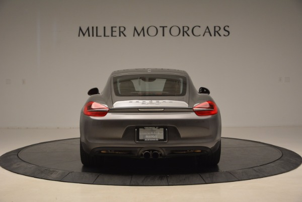 Used 2014 Porsche Cayman S S for sale Sold at Alfa Romeo of Greenwich in Greenwich CT 06830 6