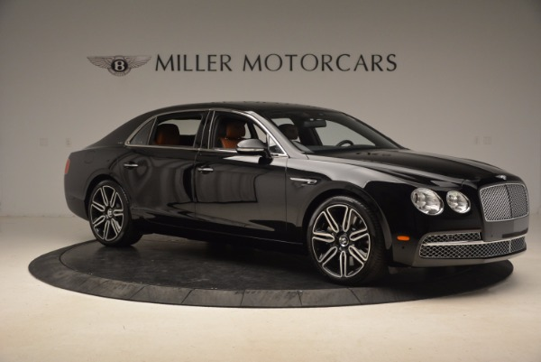 New 2017 Bentley Flying Spur W12 for sale Sold at Alfa Romeo of Greenwich in Greenwich CT 06830 10