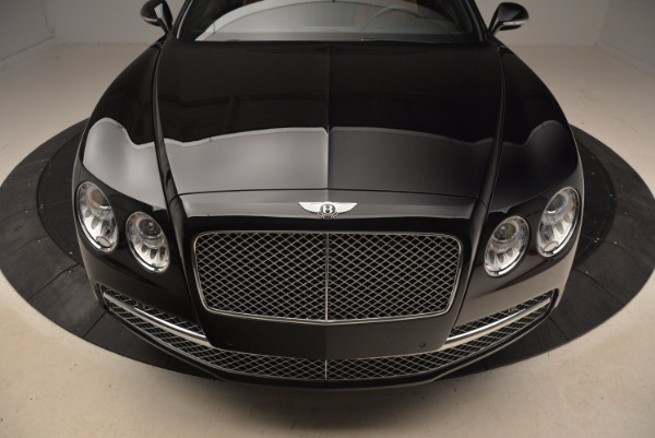 New 2017 Bentley Flying Spur W12 for sale Sold at Alfa Romeo of Greenwich in Greenwich CT 06830 13