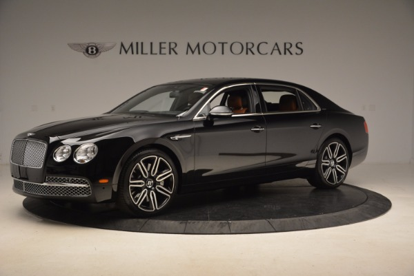 New 2017 Bentley Flying Spur W12 for sale Sold at Alfa Romeo of Greenwich in Greenwich CT 06830 2