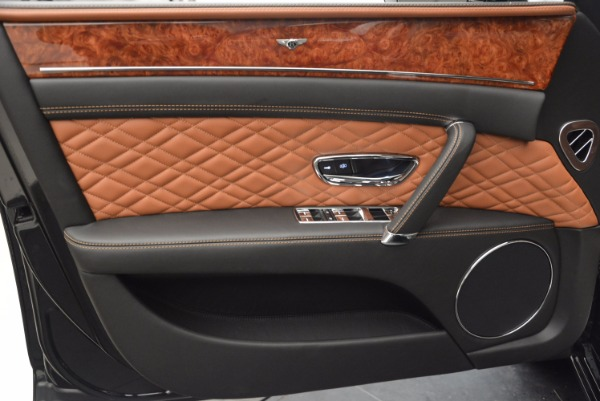 New 2017 Bentley Flying Spur W12 for sale Sold at Alfa Romeo of Greenwich in Greenwich CT 06830 21