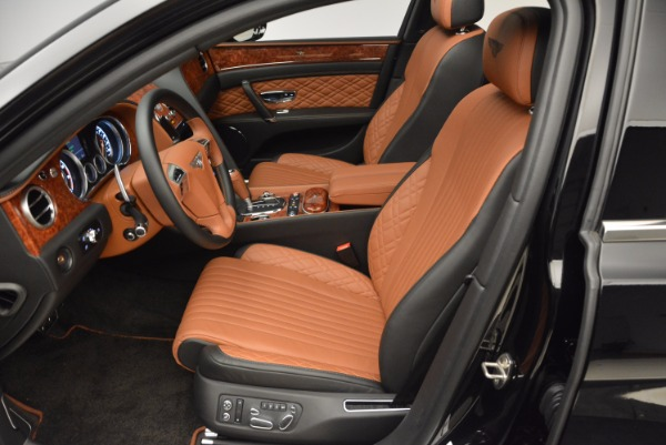 New 2017 Bentley Flying Spur W12 for sale Sold at Alfa Romeo of Greenwich in Greenwich CT 06830 25