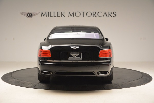 New 2017 Bentley Flying Spur W12 for sale Sold at Alfa Romeo of Greenwich in Greenwich CT 06830 6