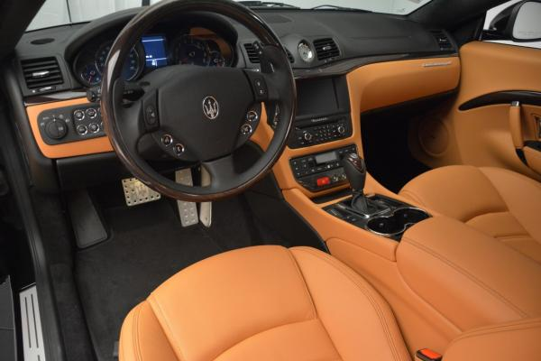 New 2016 Maserati GranTurismo Sport for sale Sold at Alfa Romeo of Greenwich in Greenwich CT 06830 15