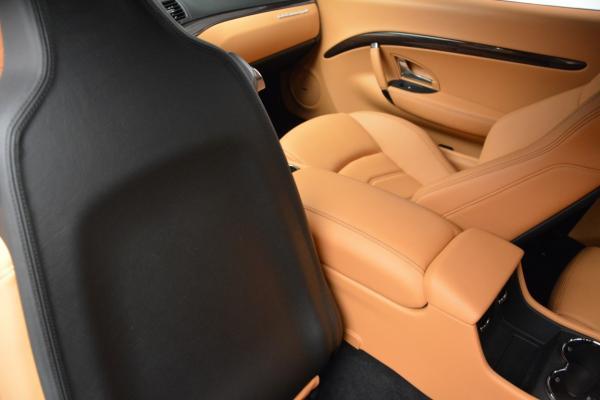 New 2016 Maserati GranTurismo Sport for sale Sold at Alfa Romeo of Greenwich in Greenwich CT 06830 19