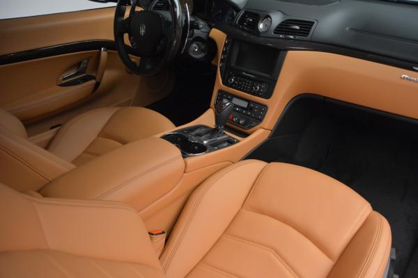 New 2016 Maserati GranTurismo Sport for sale Sold at Alfa Romeo of Greenwich in Greenwich CT 06830 21