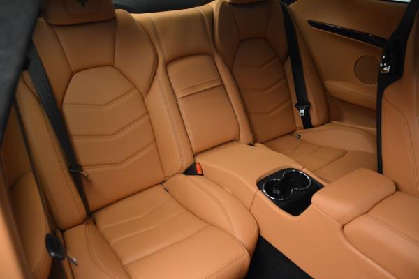 New 2016 Maserati GranTurismo Sport for sale Sold at Alfa Romeo of Greenwich in Greenwich CT 06830 26