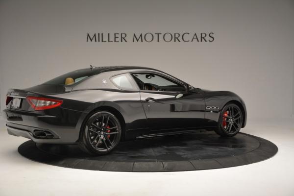 New 2016 Maserati GranTurismo Sport for sale Sold at Alfa Romeo of Greenwich in Greenwich CT 06830 8