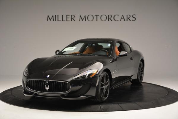 New 2016 Maserati GranTurismo Sport for sale Sold at Alfa Romeo of Greenwich in Greenwich CT 06830 1
