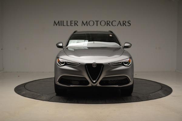 New 2018 Alfa Romeo Stelvio Ti Sport Q4 for sale Sold at Alfa Romeo of Greenwich in Greenwich CT 06830 12
