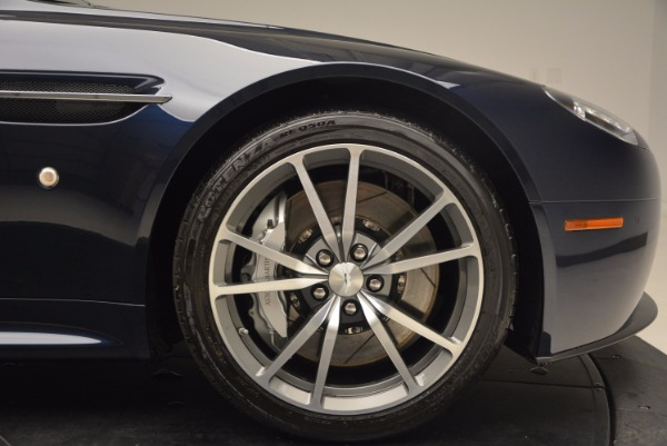Used 2014 Aston Martin V8 Vantage Roadster for sale Sold at Alfa Romeo of Greenwich in Greenwich CT 06830 25