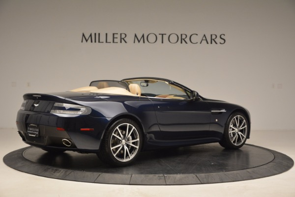 Used 2014 Aston Martin V8 Vantage Roadster for sale Sold at Alfa Romeo of Greenwich in Greenwich CT 06830 8
