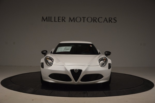 New 2018 Alfa Romeo 4C Coupe for sale Sold at Alfa Romeo of Greenwich in Greenwich CT 06830 12