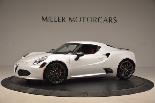 New 2018 Alfa Romeo 4C Coupe for sale Sold at Alfa Romeo of Greenwich in Greenwich CT 06830 2