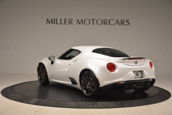 New 2018 Alfa Romeo 4C Coupe for sale Sold at Alfa Romeo of Greenwich in Greenwich CT 06830 5