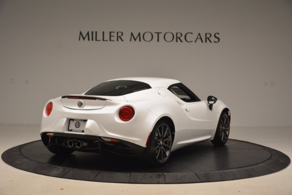 New 2018 Alfa Romeo 4C Coupe for sale Sold at Alfa Romeo of Greenwich in Greenwich CT 06830 7