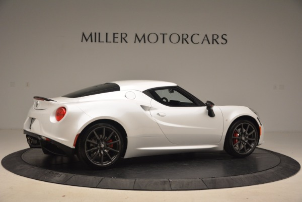 New 2018 Alfa Romeo 4C Coupe for sale Sold at Alfa Romeo of Greenwich in Greenwich CT 06830 8