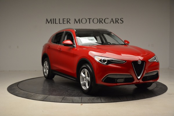 New 2018 Alfa Romeo Stelvio Q4 for sale Sold at Alfa Romeo of Greenwich in Greenwich CT 06830 11