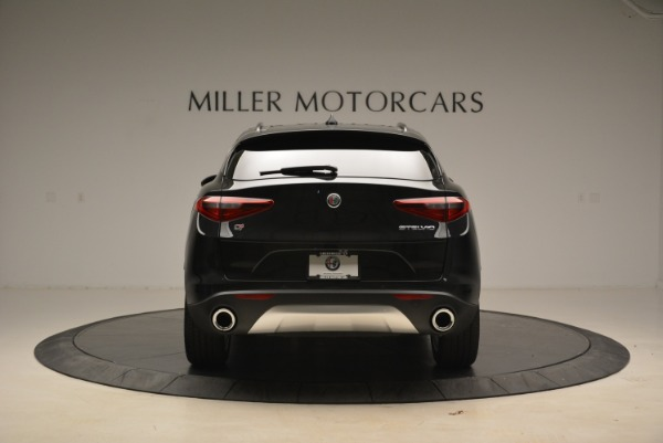 New 2018 Alfa Romeo Stelvio Sport Q4 for sale Sold at Alfa Romeo of Greenwich in Greenwich CT 06830 6