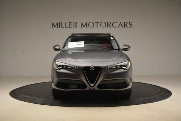 New 2018 Alfa Romeo Stelvio Q4 for sale Sold at Alfa Romeo of Greenwich in Greenwich CT 06830 12