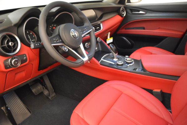 New 2018 Alfa Romeo Stelvio Q4 for sale Sold at Alfa Romeo of Greenwich in Greenwich CT 06830 13