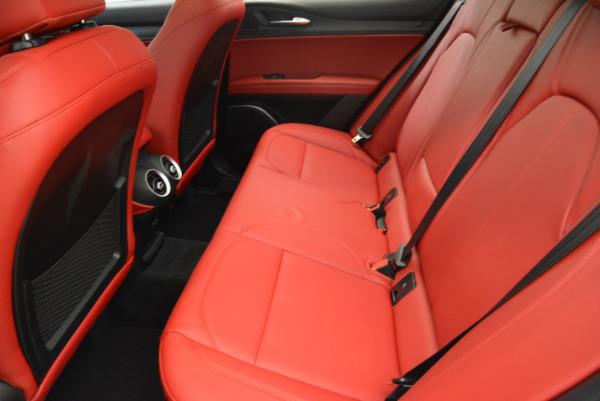 New 2018 Alfa Romeo Stelvio Q4 for sale Sold at Alfa Romeo of Greenwich in Greenwich CT 06830 23