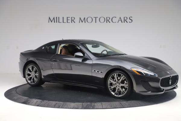 Used 2016 Maserati GranTurismo Sport for sale $64,900 at Alfa Romeo of Greenwich in Greenwich CT 06830 10