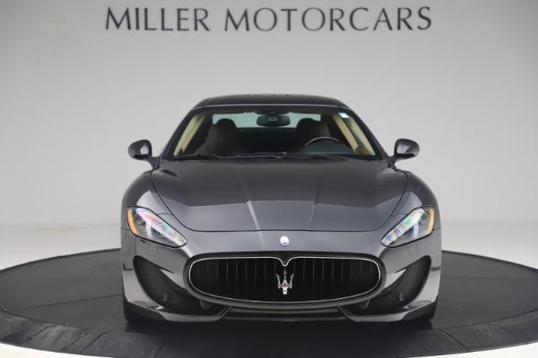Used 2016 Maserati GranTurismo Sport for sale $64,900 at Alfa Romeo of Greenwich in Greenwich CT 06830 12